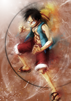 Luffy by Luffythebest1