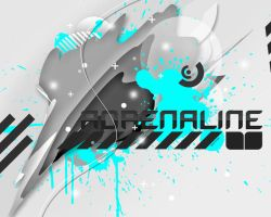 Adrenaline by GRAPHICSTYL3