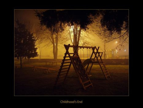 Childhood's End by DanielZrno