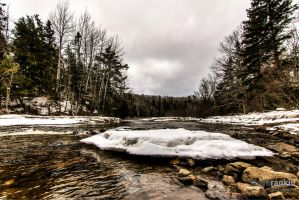 Southwest Mabou River by steverankin