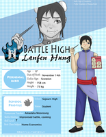 Battle High Profile Lanfen by LanokirX