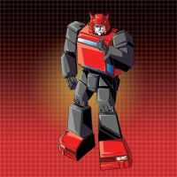 Cliffjumper Charity Commish by TheButterfly