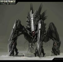 Goliath Concept by Seargent-Demolisher