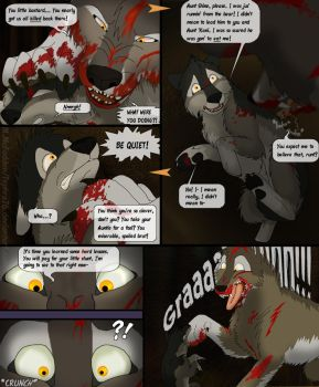 TNTC Page 15- Warning, blood by Tephra76