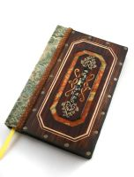 Victorian Clockwork Journal by McGovernArts