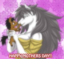Happy Mothers day 2014 by Crysalia777