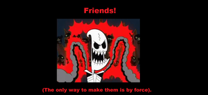 How to make friends! by Smurfette123