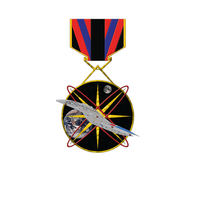Starship design Medal Planet L by UFPElessar