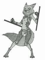 Maid Marian by Ziegelzeig