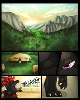 Chronicles of Darkness and Light Pg 1 by Midnight-Yamikidate