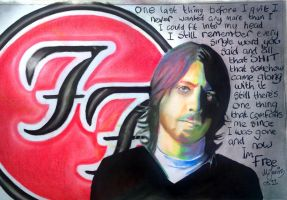 Dave Grohl. by lloveandsqualor