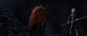 Jack and Merida discover old castle by 1JoyDreamer
