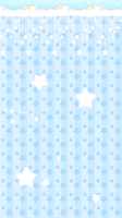 .:Blue star background:. by Chipi-Chiu