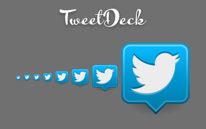 TweetDeck by bokehlicia
