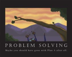 PROBLEM SOLVING by twiggy-trace