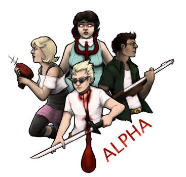 Alpha by grubsich