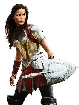 Lady Sif PNG by Blutmondlicht