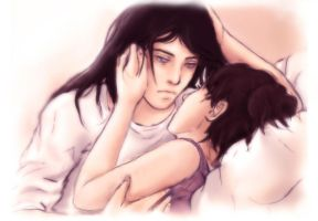 Neji and Tenten by girlUnknown