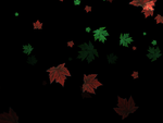 MMD Falling Maple Leaves DL by ChestNutScoop