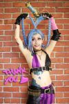 Jinx: Thanks for 20k Views by SilentCircus90