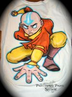 FOR SALE: Avatar Aang by Galaxys-Most-Wanted