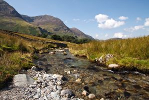 Cumbrian Stream by parallel-pam