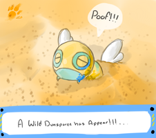 Dunsparce!!!!! by TheBlazingK