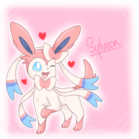 Sylveon 2 by Bluekiss131