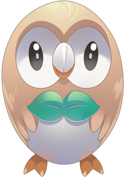 Rowlet by phation