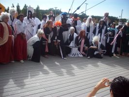 Bleach group pic 2 by JayPrower