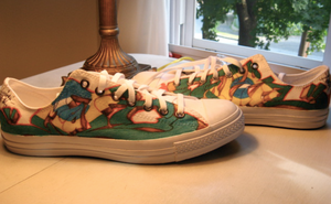 brazil converse by Good-Bye-Designs