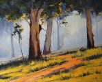 Misty Gums by artsaus