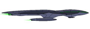 Mass Effect Rachni Cruiser by Seeras