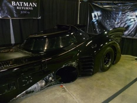 Batmobile '89 by Andruril93