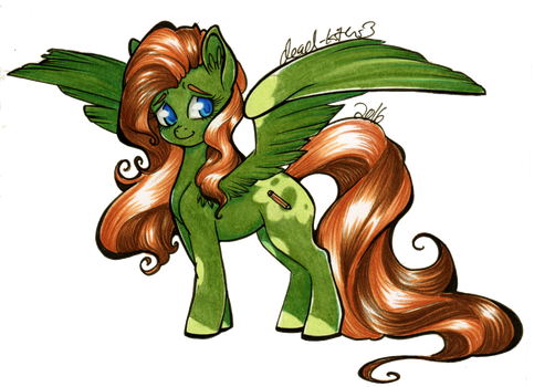 Commission: FawnSong by dead-kittens3