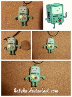 BMO Necklace by hatshu