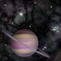 Gas Giant by krazybabe135