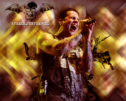 Avenged Sevenfold by ArielxAx
