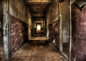 Abandoned... by p-korle