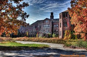 Old Asylum Color by BobS073