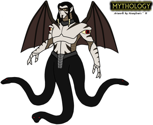 Mythology - Typhon 2011