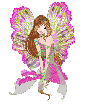 Flora Dreamix Couture by Winx-Rainbow-Love