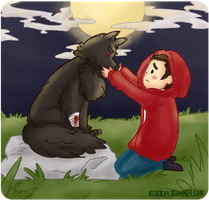 My Poor Big Bad Wolf by emisa