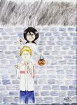 Bleach Halloween by MusicMaker95