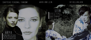 Chapters Arya and Lein by BellaBlackCullen