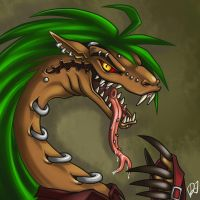 Gift -INCISORS- by ZombiDJ