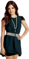 Lucy Hale PNG by silviaalonizca