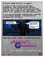 Future's Guardian Ad - Cross by djmatt2