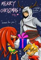Merry Christmas 2012! by amberday