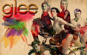 Glee wallpaper by retrodaancefreak
